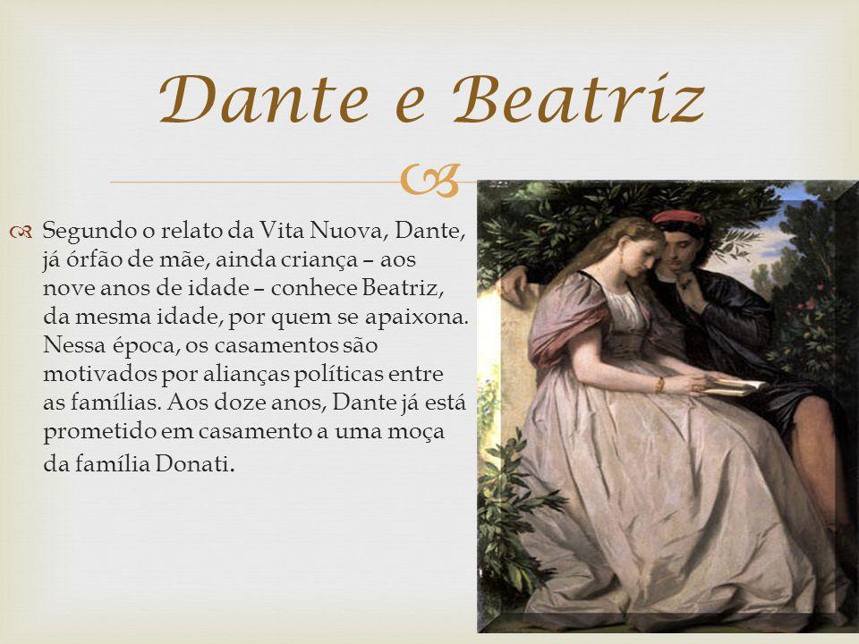 Dante e Beatriz