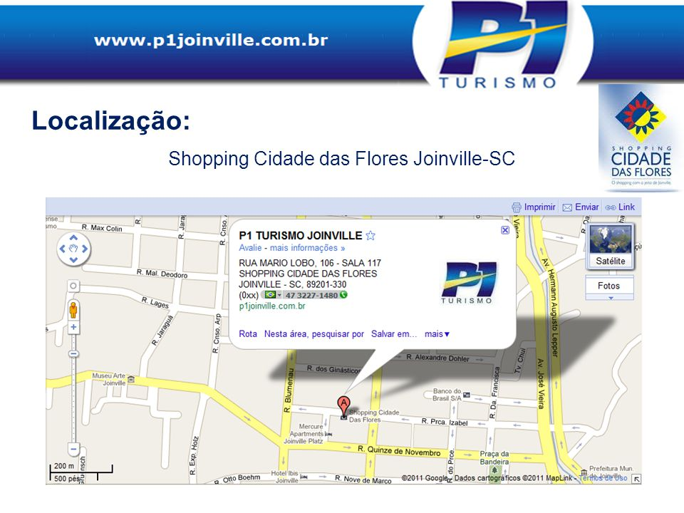 Shopping Cidade das Flores Joinville-SC