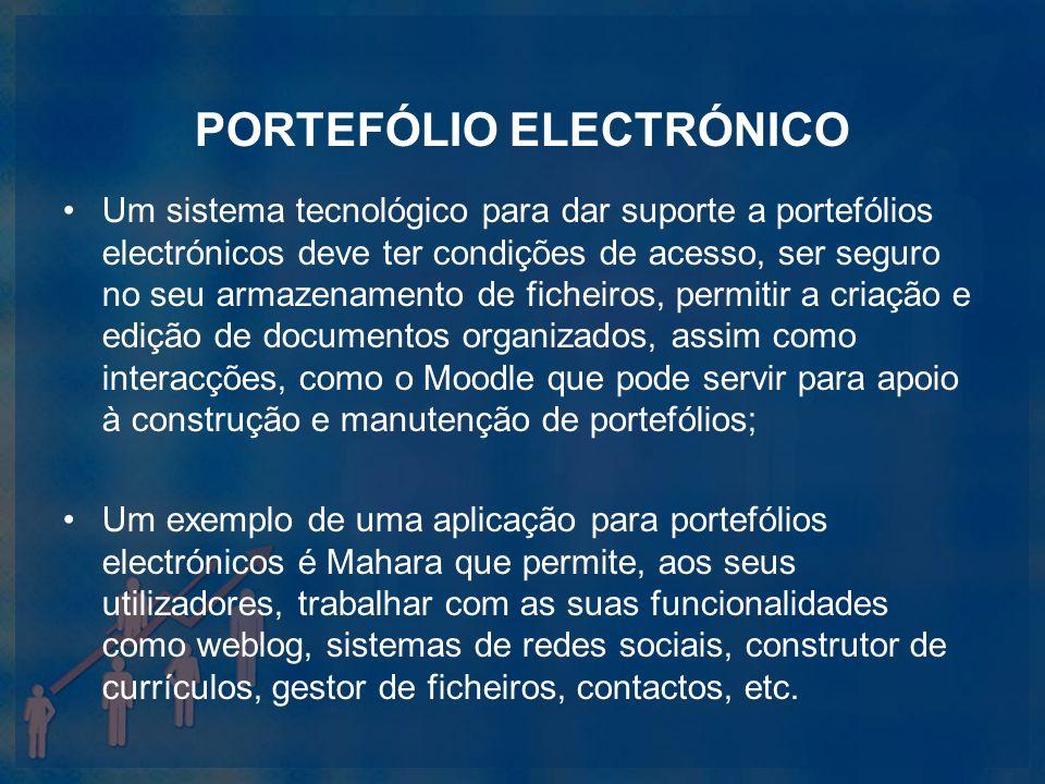 Portefólio Electrónico