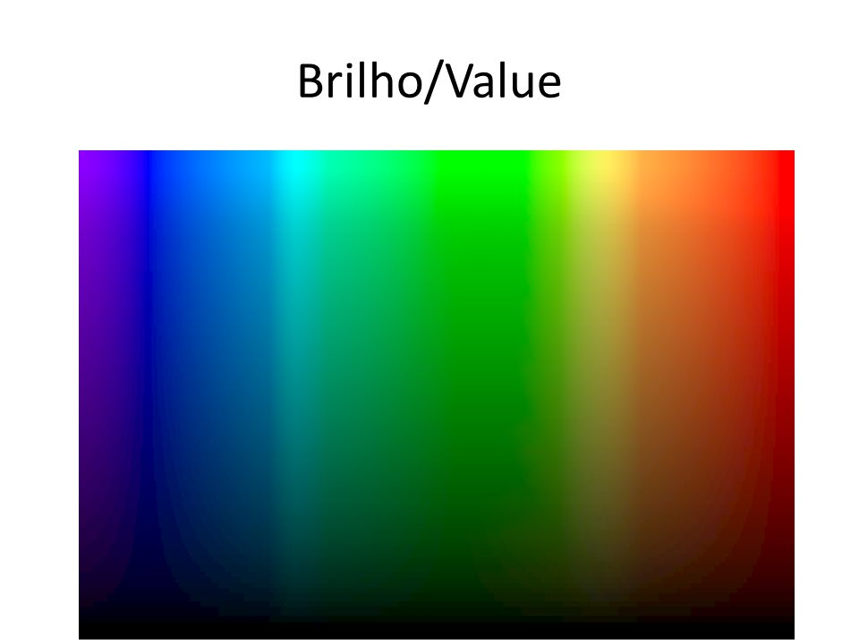 Brilho/Value