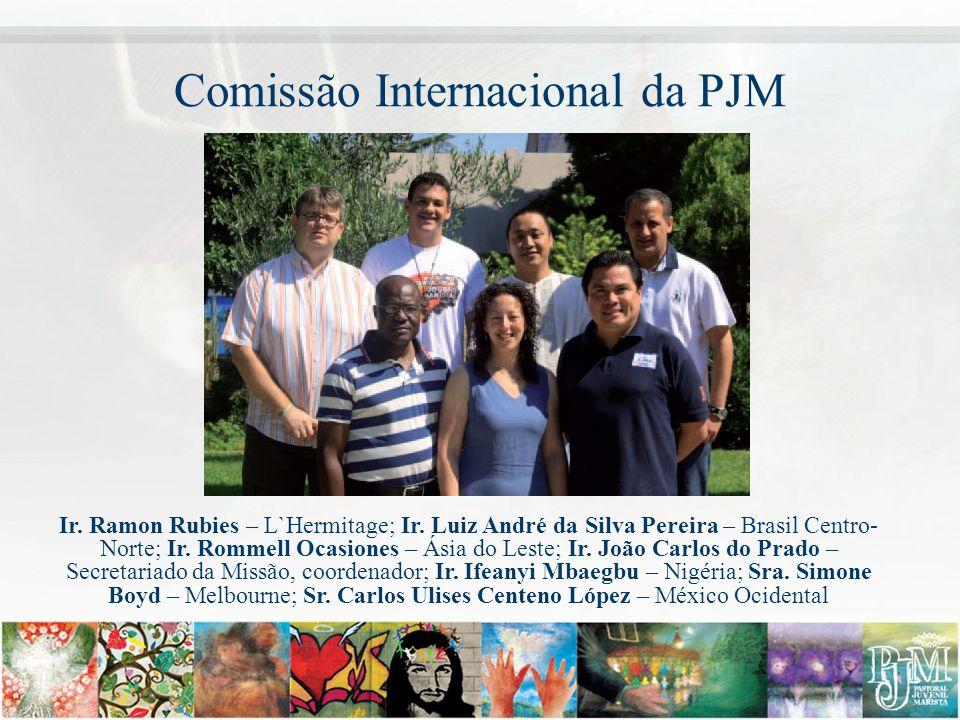 Comissão Internacional da PJM