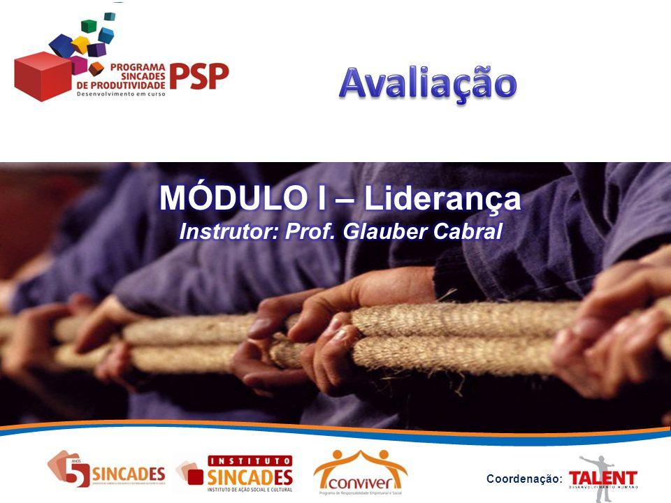 Instrutor: Prof. Glauber Cabral