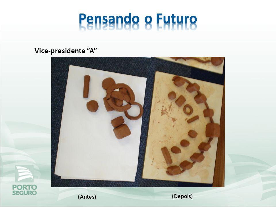 Pensando o Futuro Vice-presidente A (Antes) (Depois)