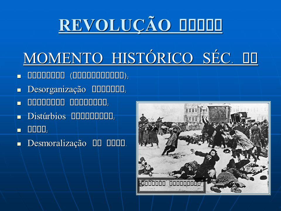 MOMENTO HISTÓRICO SÉC. XX