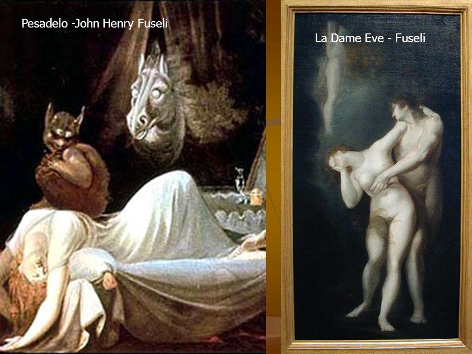 Pesadelo -John Henry Fuseli