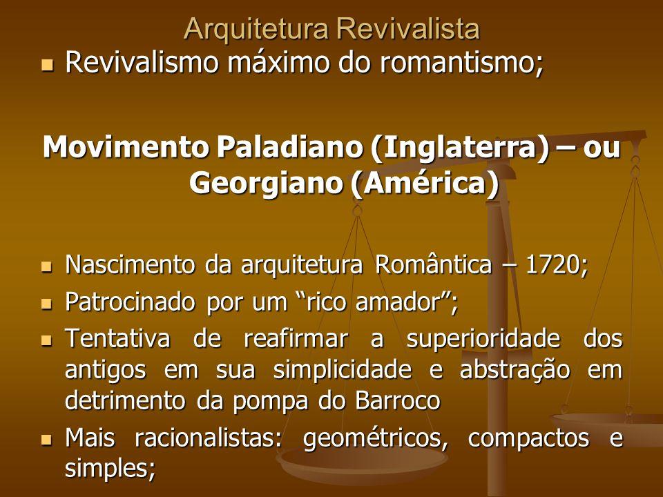 Arquitetura Revivalista