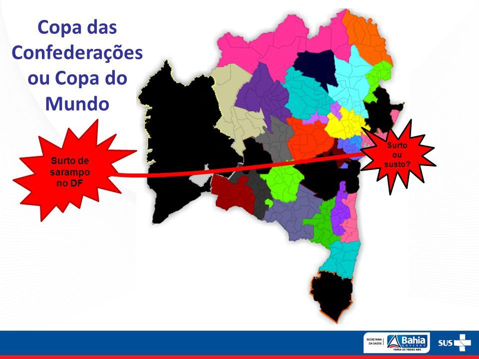 Copa das Confederações ou Copa do Mundo