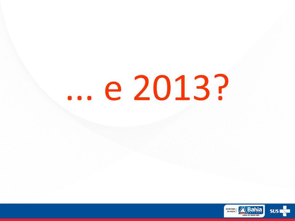 ... e 2013