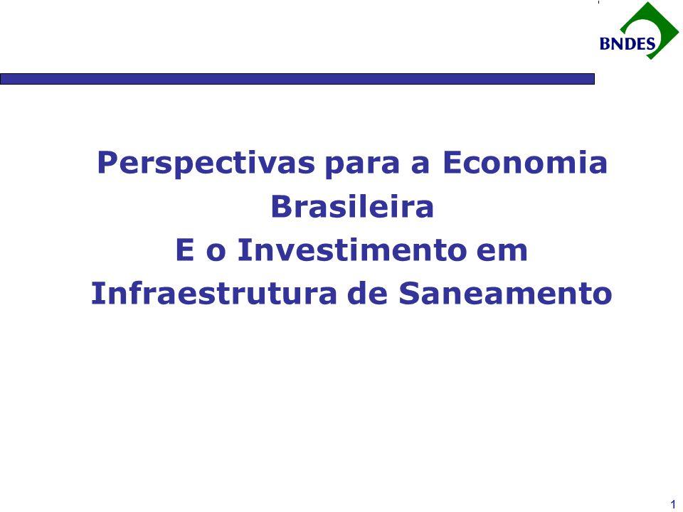 Perspectivas para a Economia Brasileira