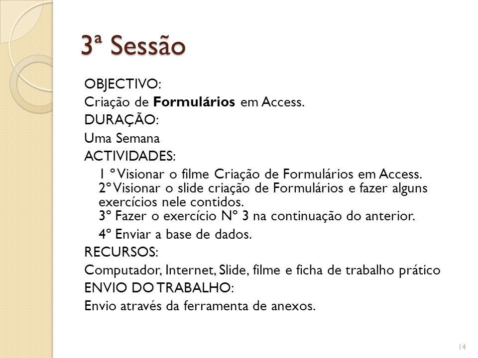 3ª Sessão