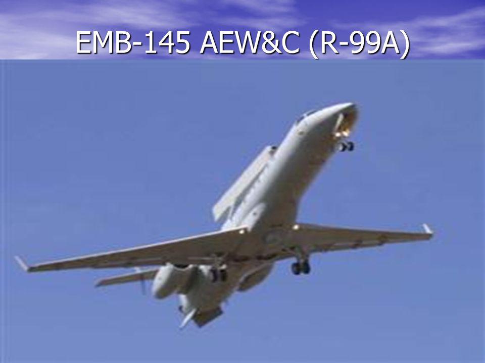 EMB-145 AEW&C (R-99A)