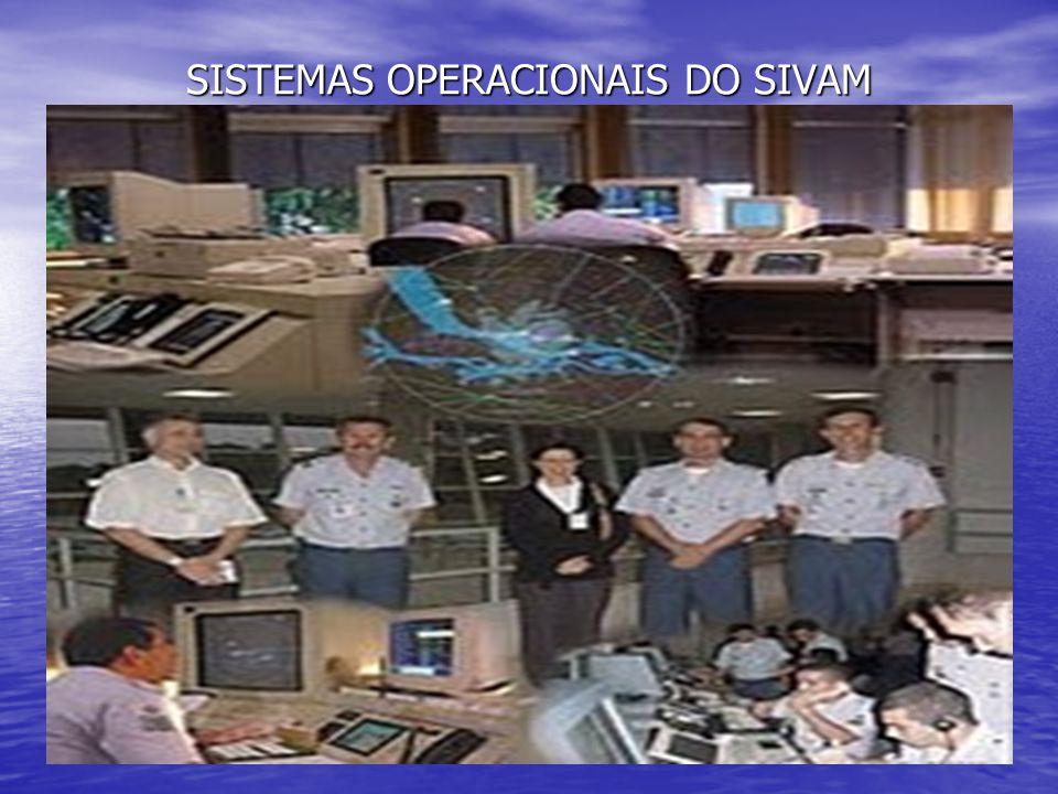 SISTEMAS OPERACIONAIS DO SIVAM