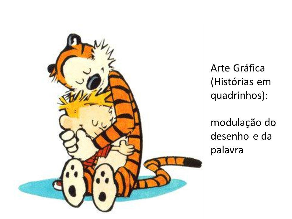 Arte Gráfica (Histórias em quadrinhos):