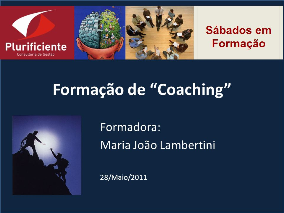 Formação de Coaching