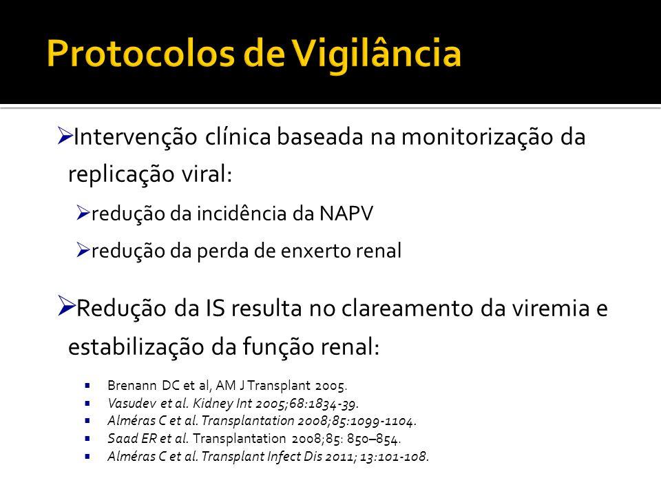 Protocolos de Vigilância