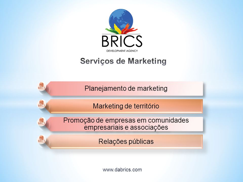 Serviços de Marketing Planejamento de marketing