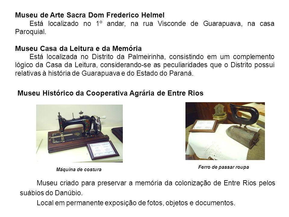 Museu de Arte Sacra Dom Frederico Helmel