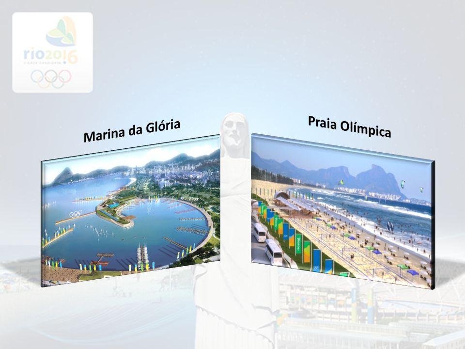 Praia Olímpica Marina da Glória