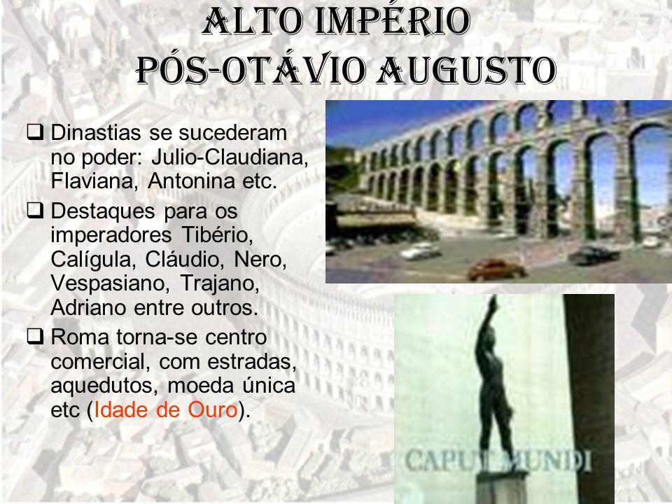 Alto Império pós-Otávio Augusto