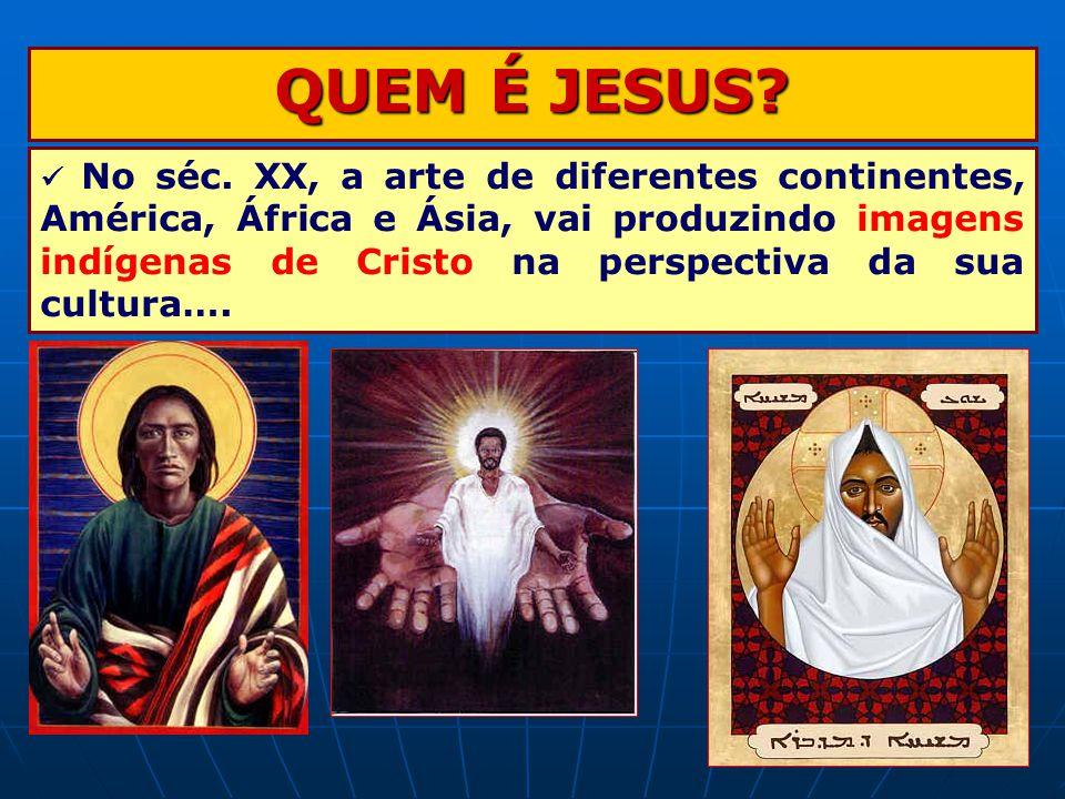 QUEM É JESUS
