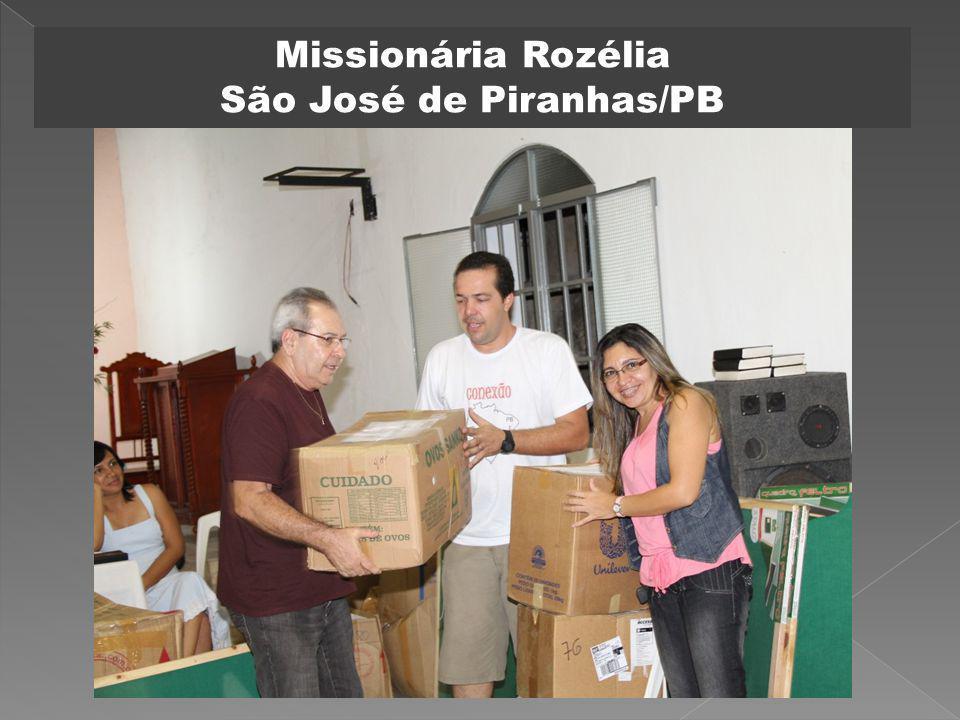 São José de Piranhas/PB