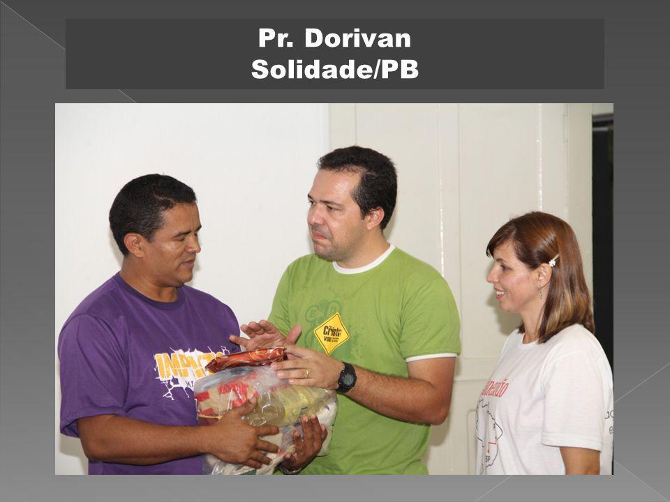 Pr. Dorivan Solidade/PB