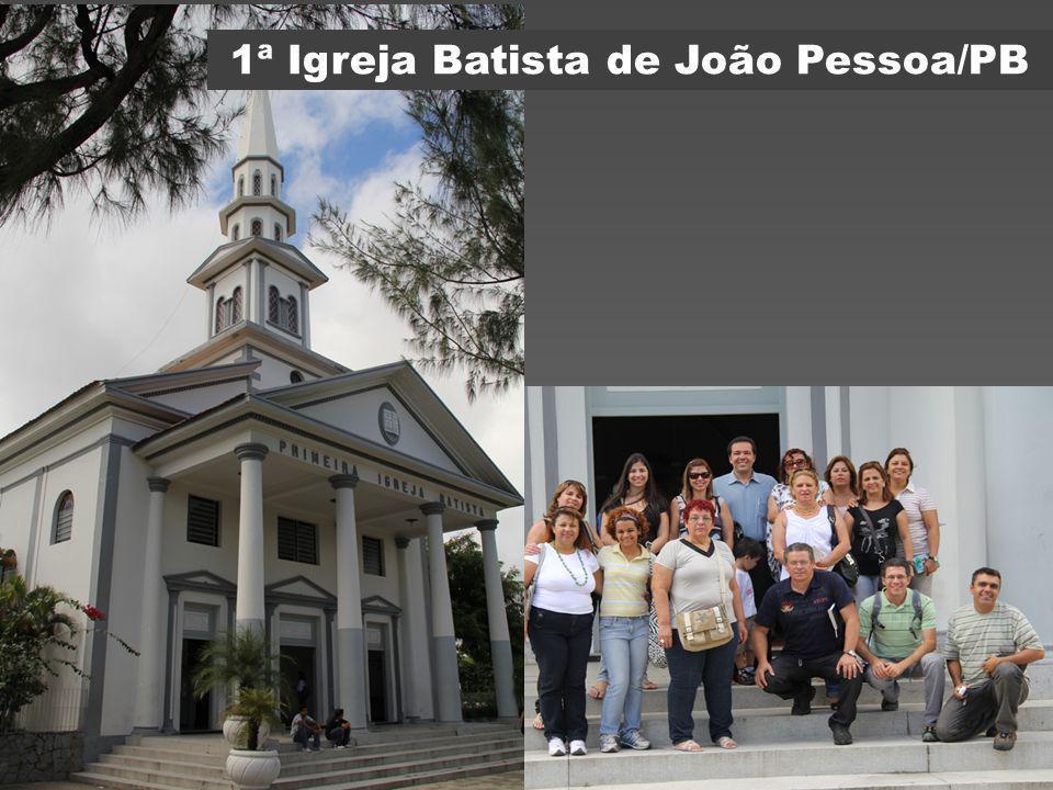 1ª Igreja Batista de João Pessoa/PB