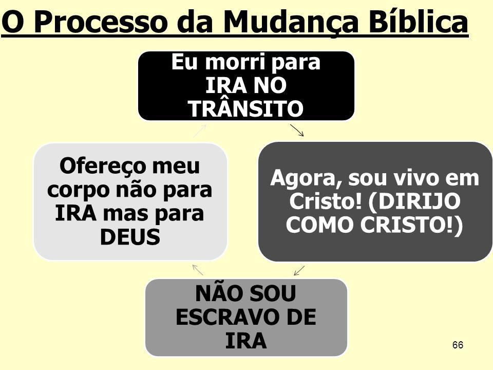 O Processo da Mudança Bíblica