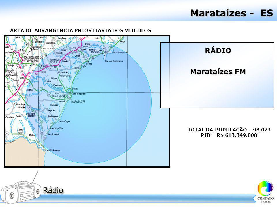 Marataízes - ES RÁDIO Marataízes FM