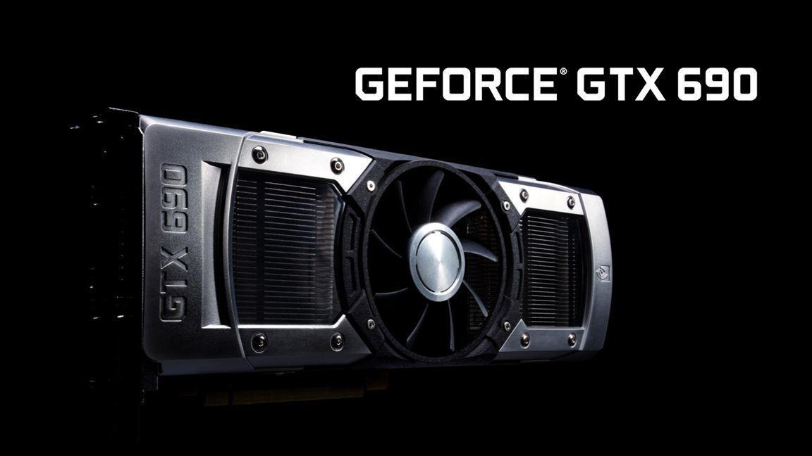 A GeForce GTX 690 é uma placa de vídeo como nenhuma outra já vista