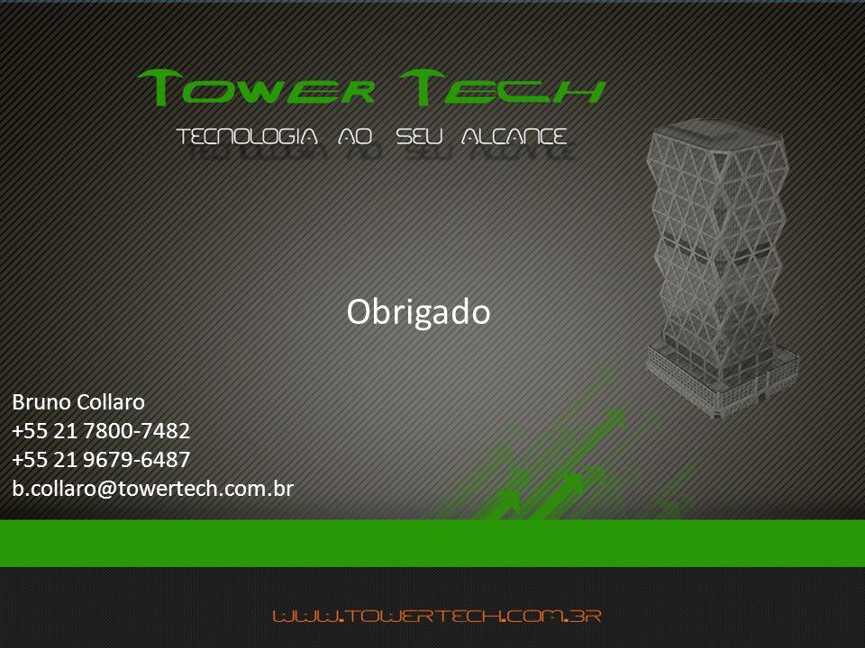 Obrigado Bruno Collaro +55 21 7800-7482 +55 21 9679-6487