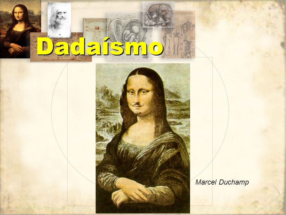 Dadaísmo Marcel Duchamp