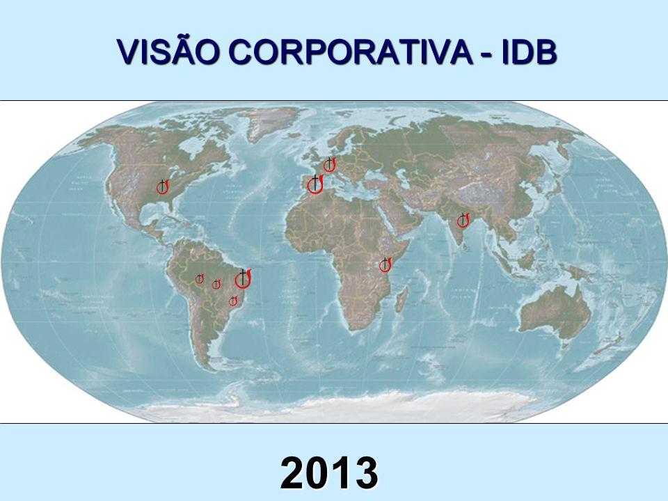 VISÃO CORPORATIVA - IDB