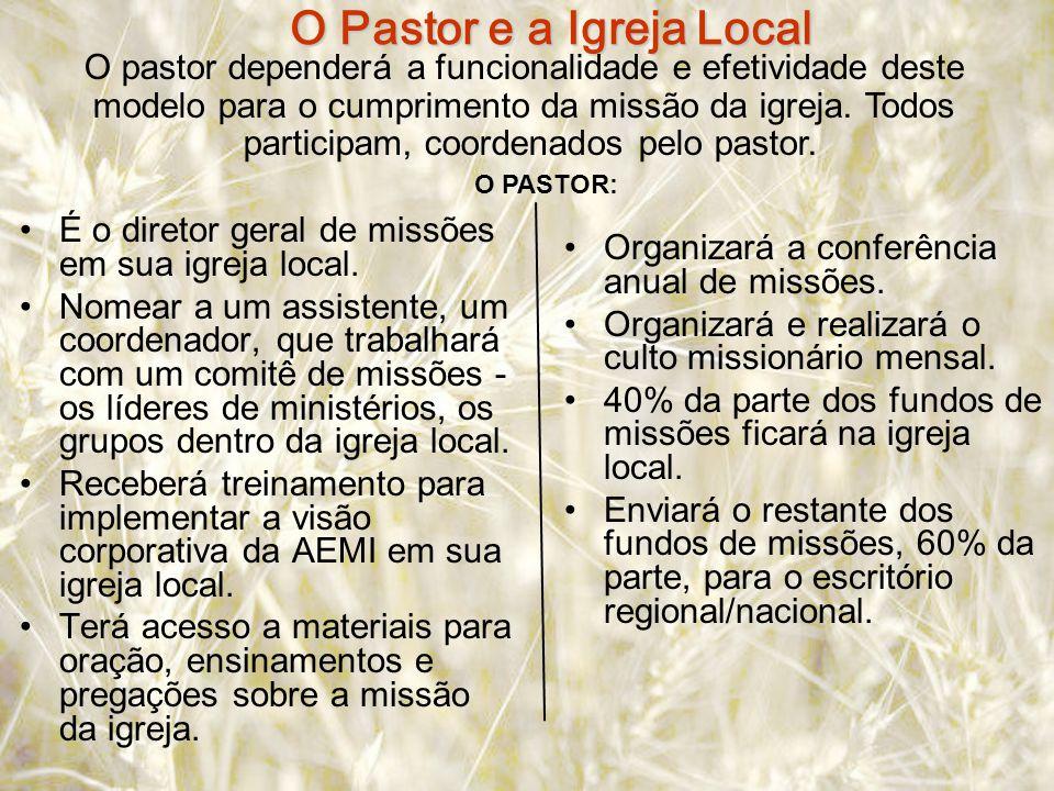 O Pastor e a Igreja Local