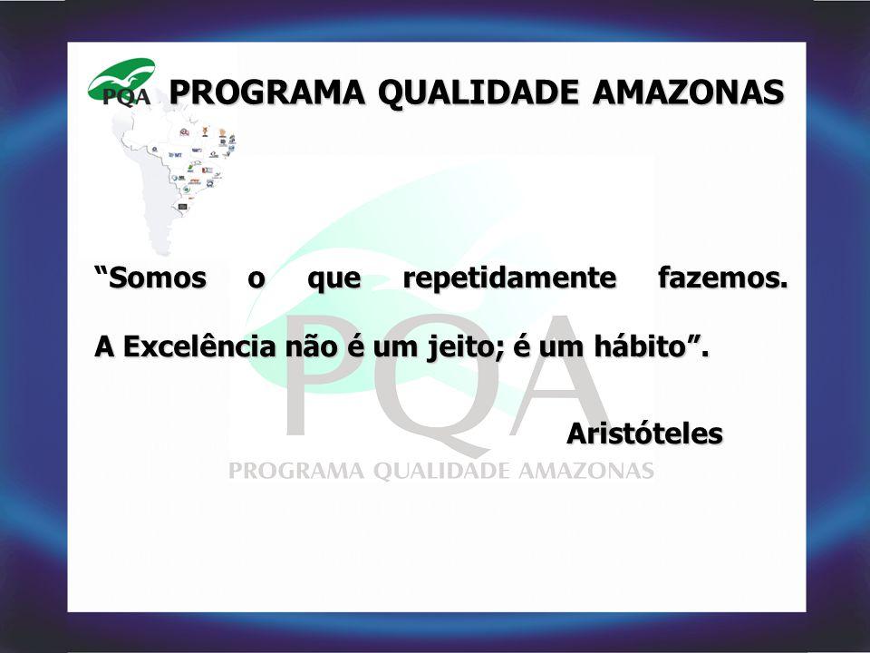PROGRAMA QUALIDADE AMAZONAS