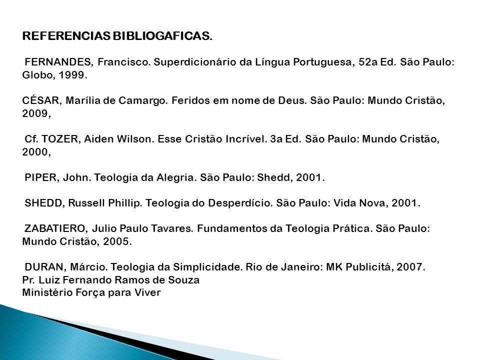 REFERENCIAS BIBLIOGAFICAS.