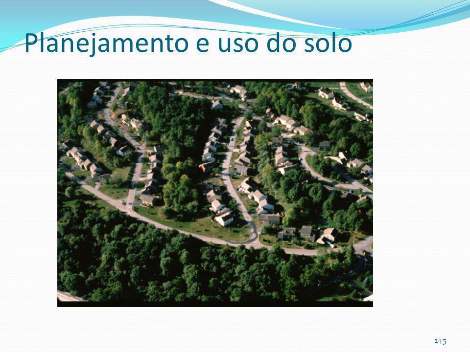 Planejamento e uso do solo (Espanha,Portugal, Alphaville, etc)
