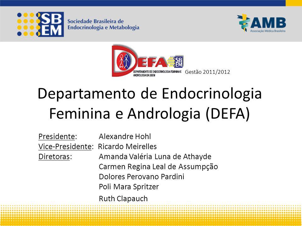 Departamento de Endocrinologia Feminina e Andrologia (DEFA)
