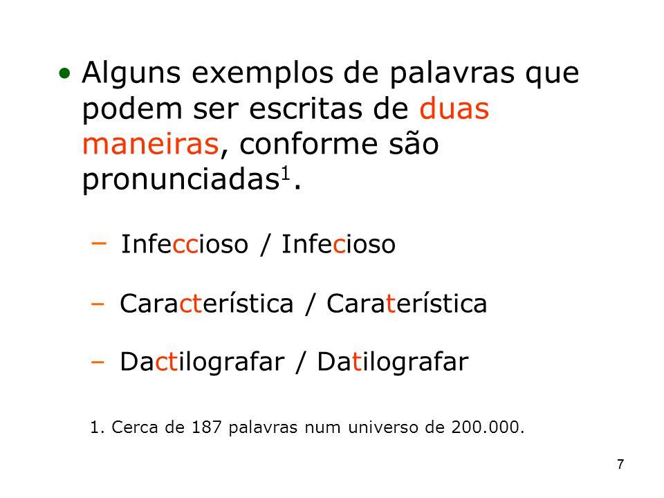 Infeccioso / Infecioso