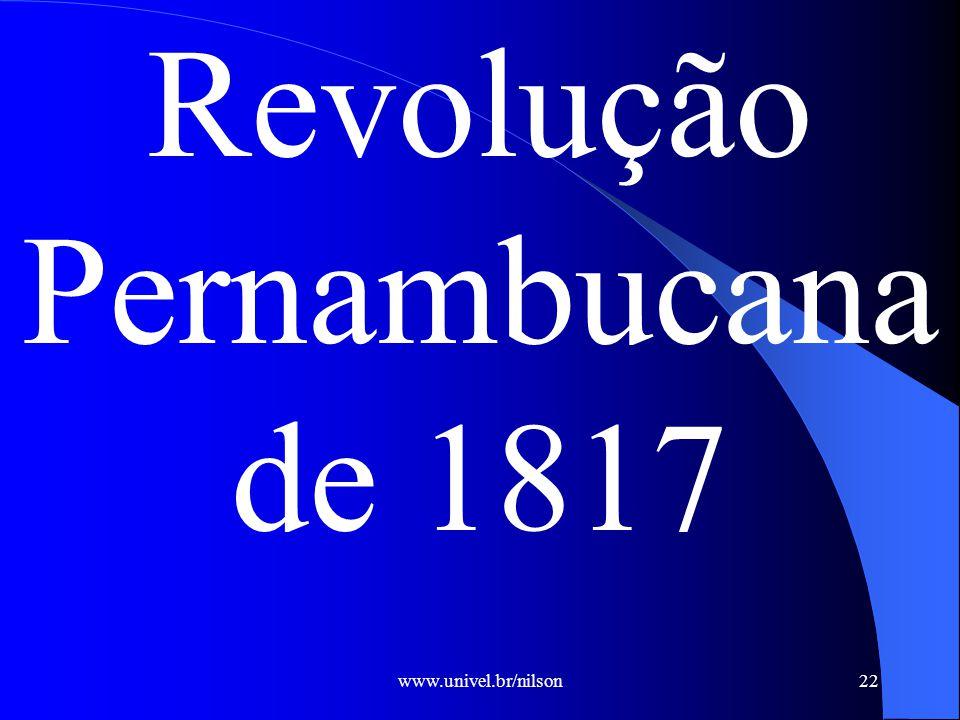 Revolução Pernambucana de 1817