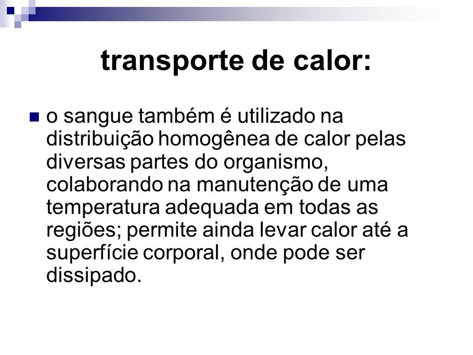 transporte de calor: