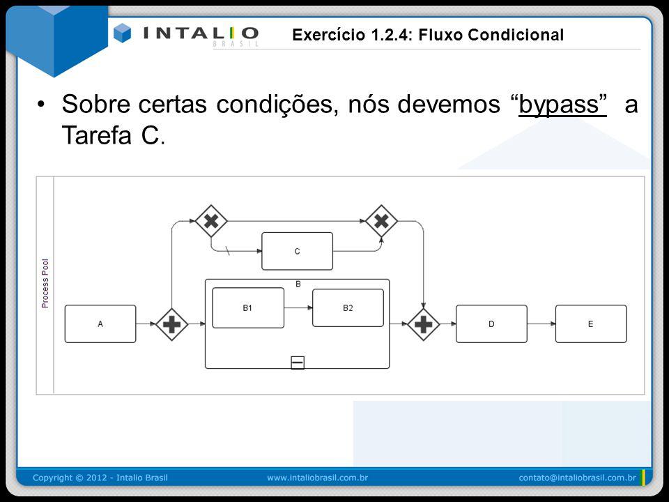 Exercício 1.2.4: Fluxo Condicional