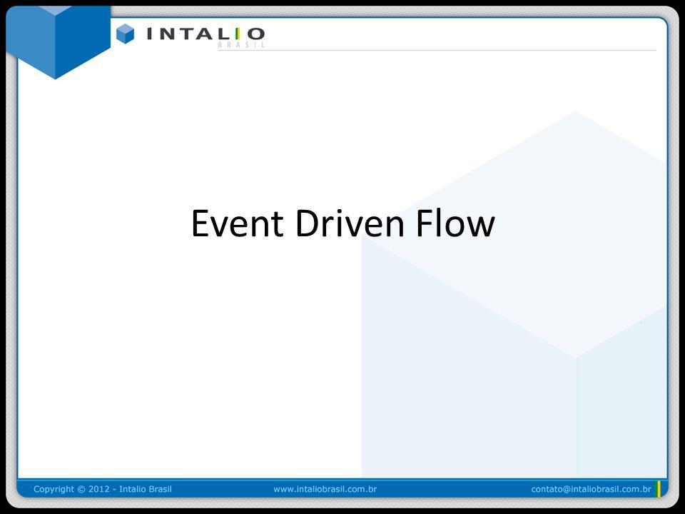 Event Driven Flow