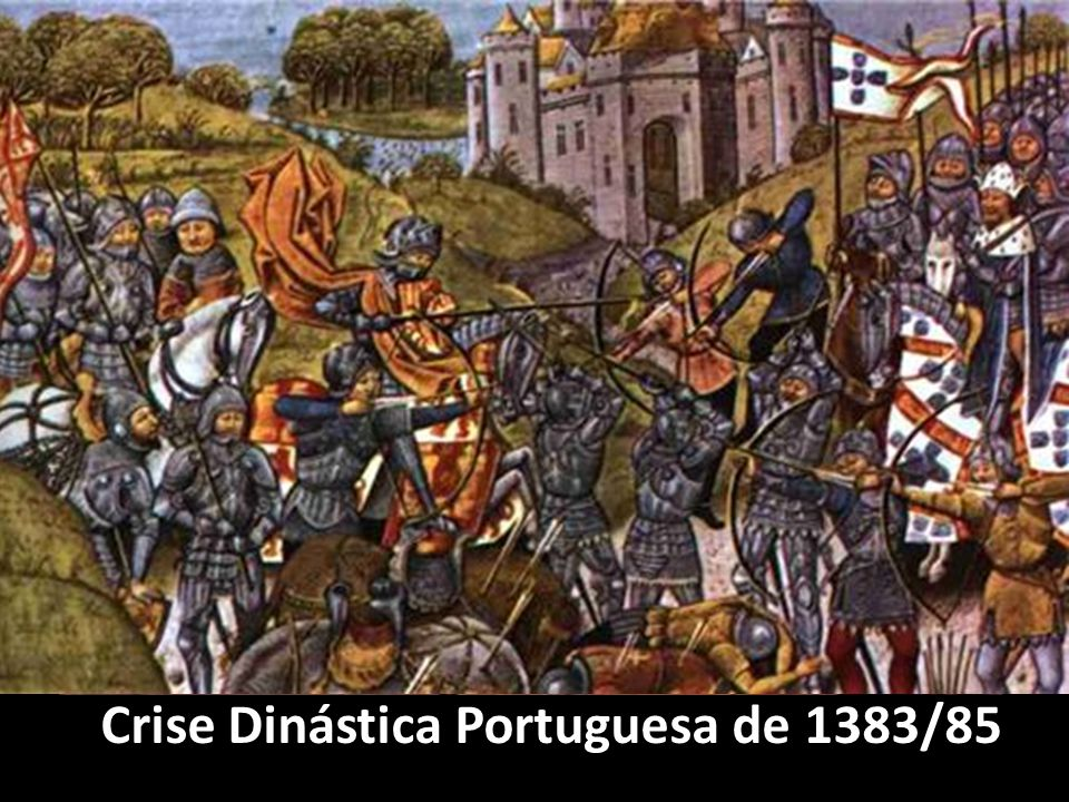 Crise Dinástica Portuguesa de 1383/85