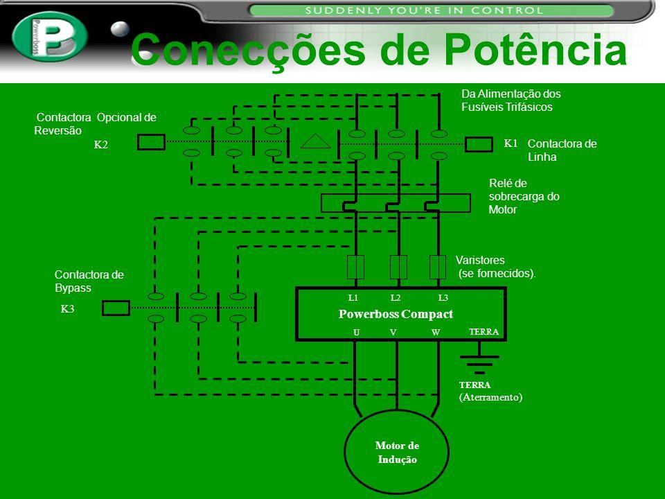 Conecções de Potência Powerboss Compact