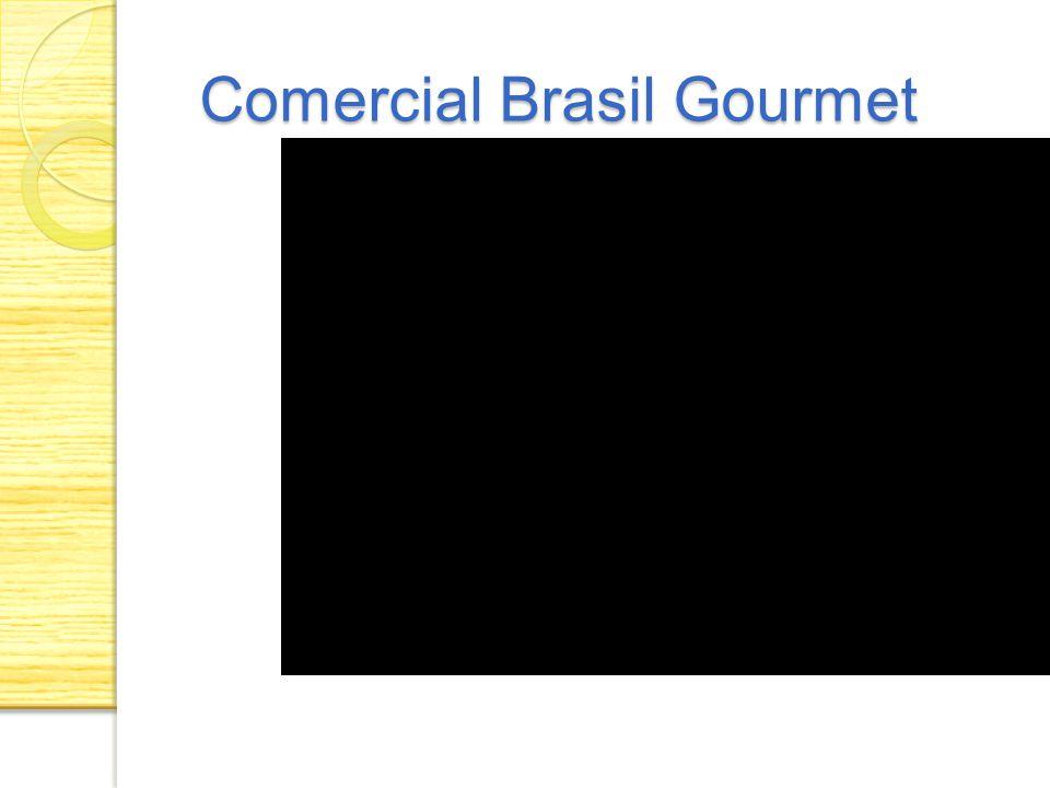 Comercial Brasil Gourmet