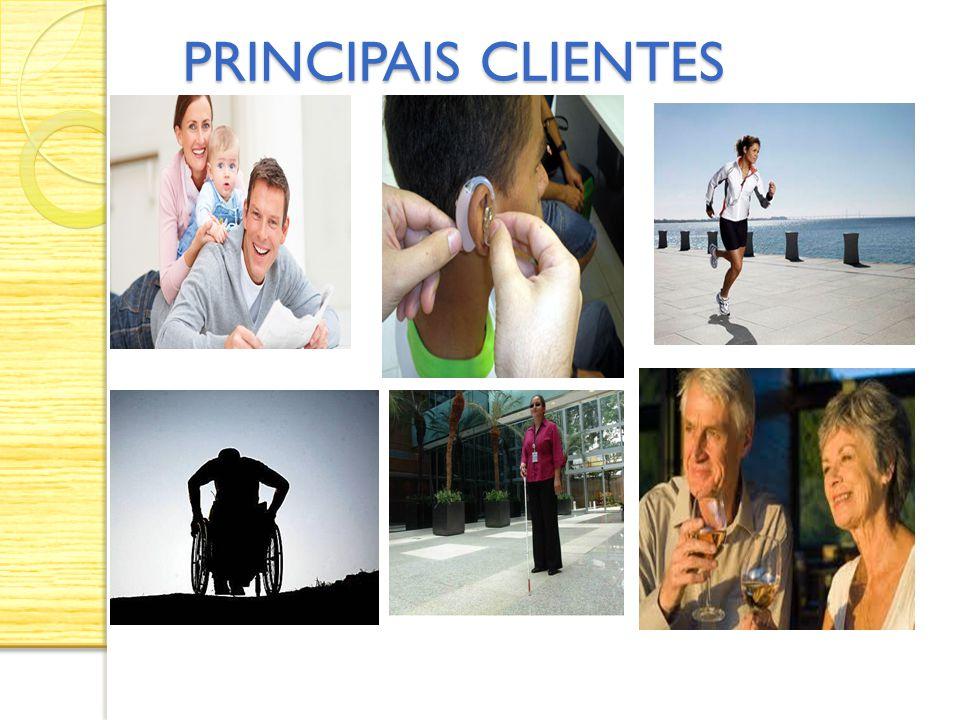 PRINCIPAIS CLIENTES