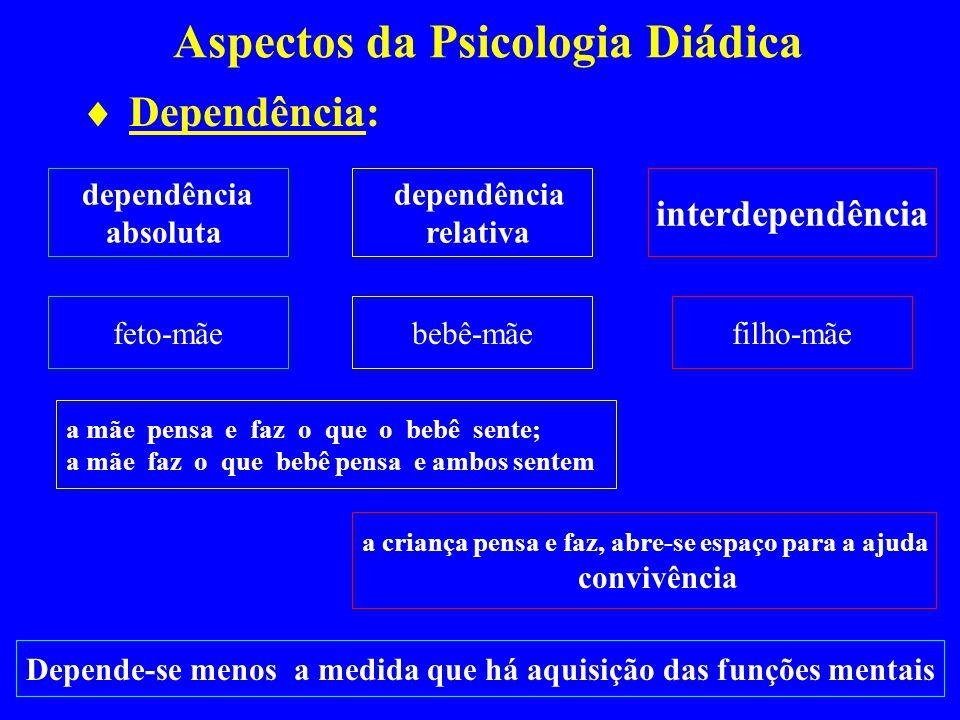 Aspectos da Psicologia Diádica