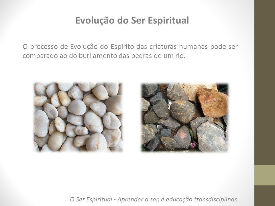 Evolução do Ser Espiritual