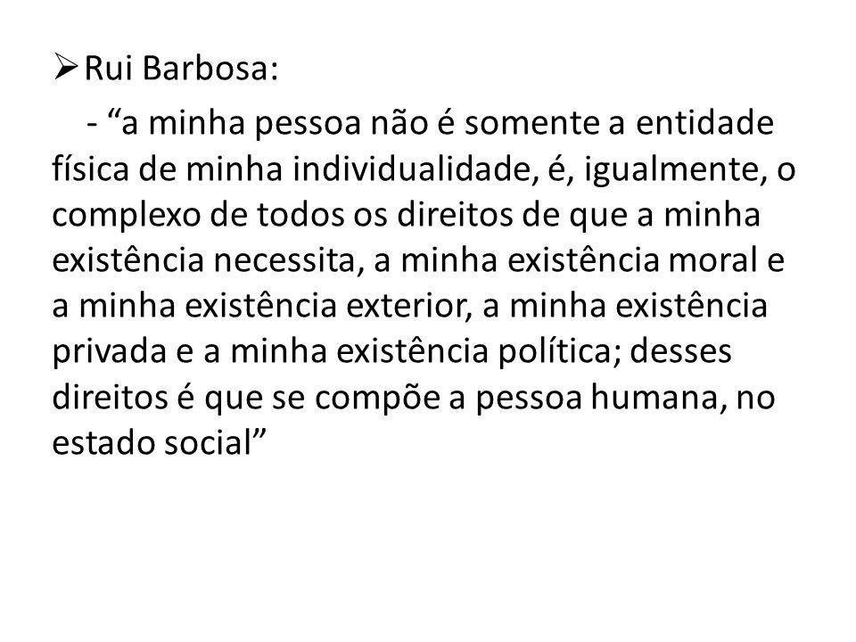 Rui Barbosa: